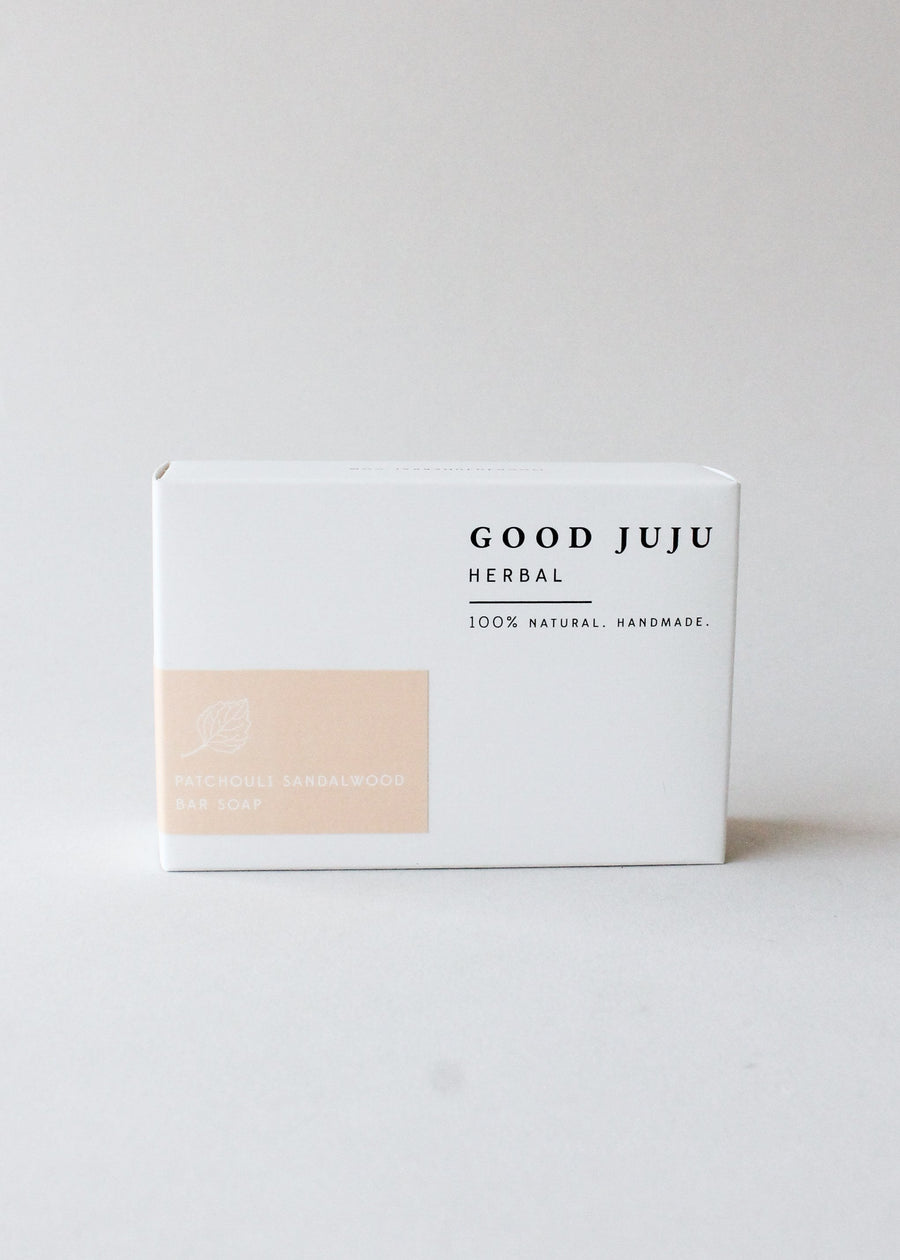 Good JuJu Patchouli Sandalwood Soap