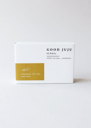 Good JuJu Rosemary and Tea Tree Soap