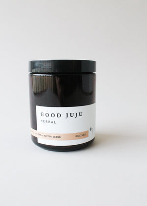 Good JuJu Coffee and Cardamom Body Scrub