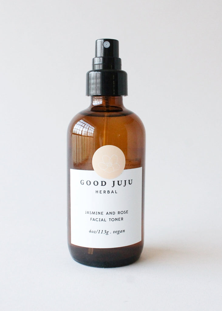 Good JuJu Jasmine and Rose Facial Toner