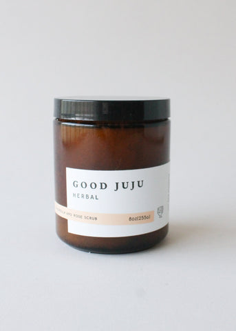Good JuJu Calendula and Rose Face Scrub