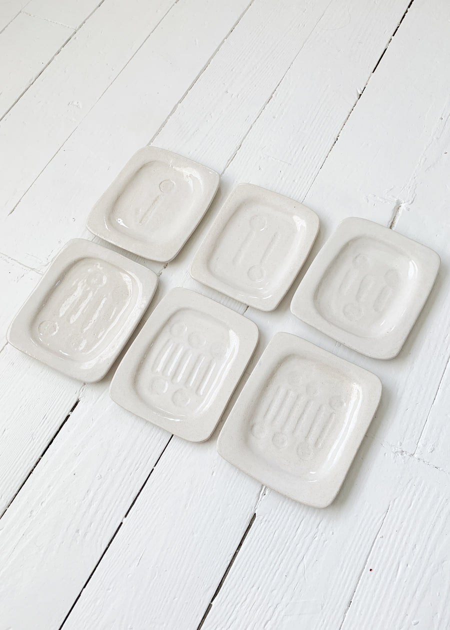 Dots and Lines Tray Set