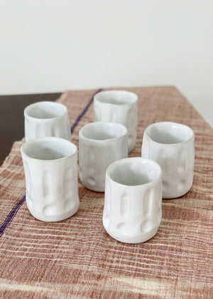Dots and Lines Tumblers