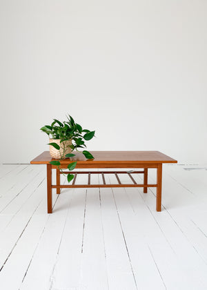 Vintage Danish Coffee Table