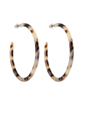 Machete Large Hoops