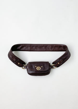 Vintage Marc Jacobs Leather Belt Bag