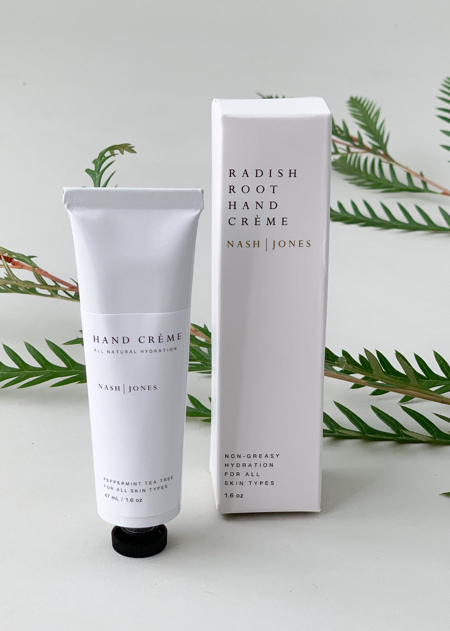 Nash and Jones Hand Crème