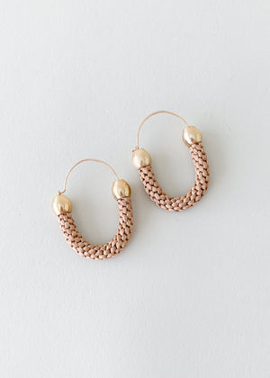 Kumi Hoops in Sand