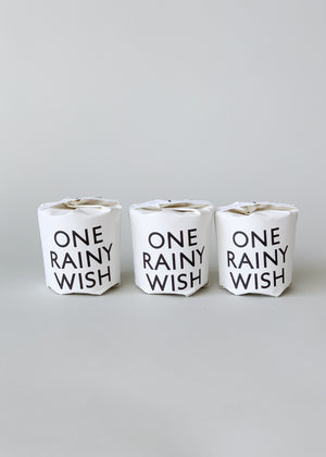 Tatine One Rainy Wish Votive Candle