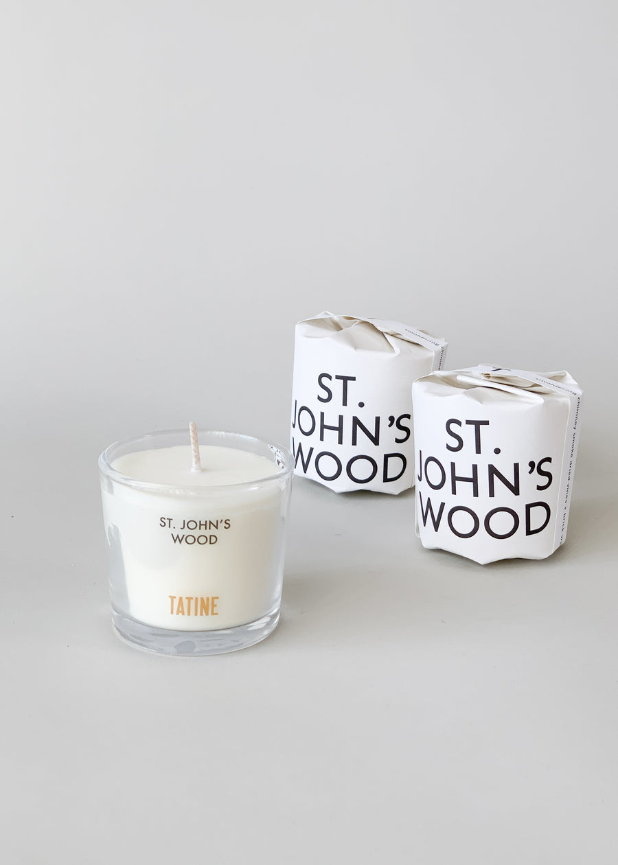 Tatine St. John's Wood Votive Candle