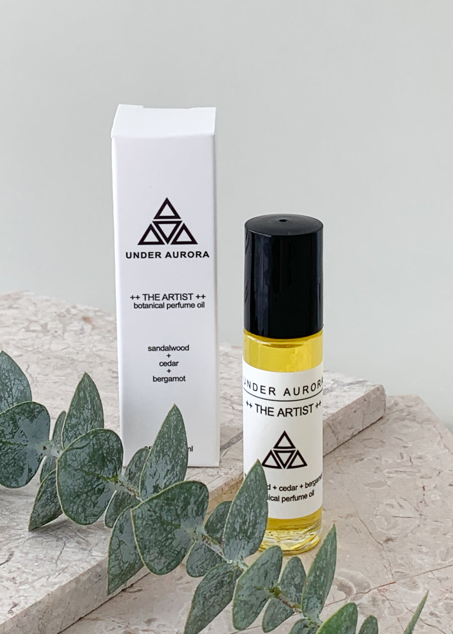 Under Aurora Botanical Perfume Oil