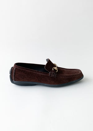 Vintage Gucci Driving Loafers