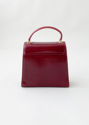 Vintage Ferragamo Kelly Bag
