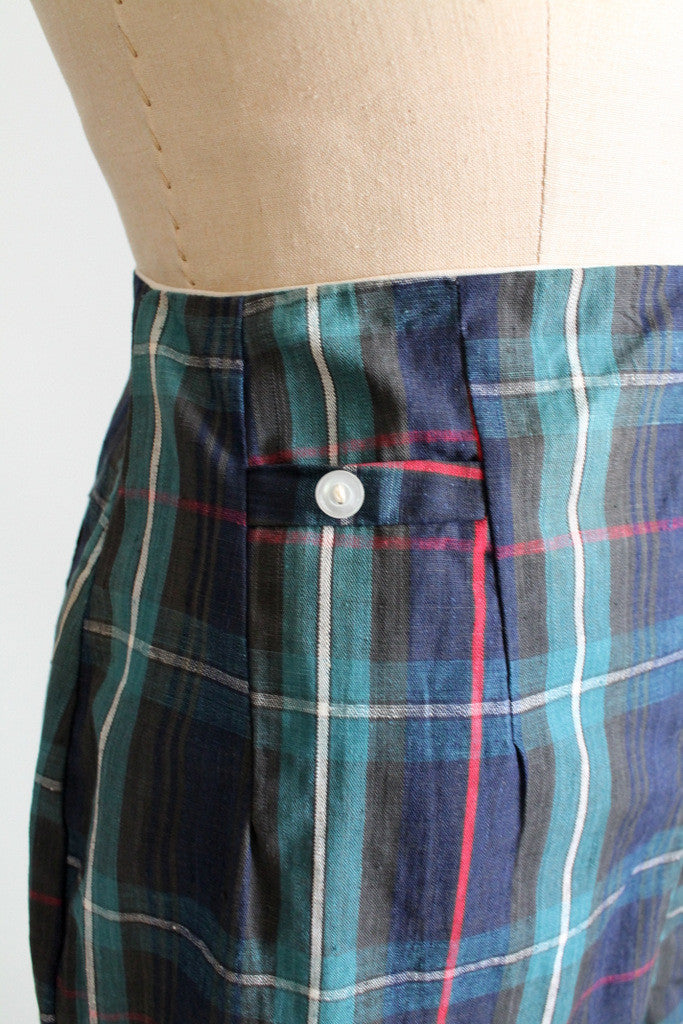 1950s shorts size medium