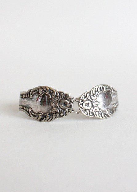 Vintage Antique Spoon Bracelet