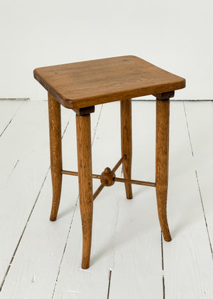 Antique Small Oak Table