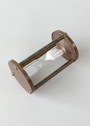 Vintage Hourglass Timer