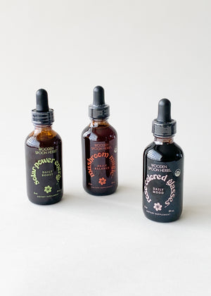 Solar Power Energy Tincture