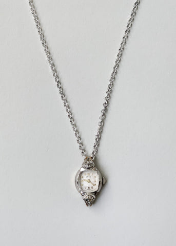 Copy of Vintage Timeless Love Watch Necklace