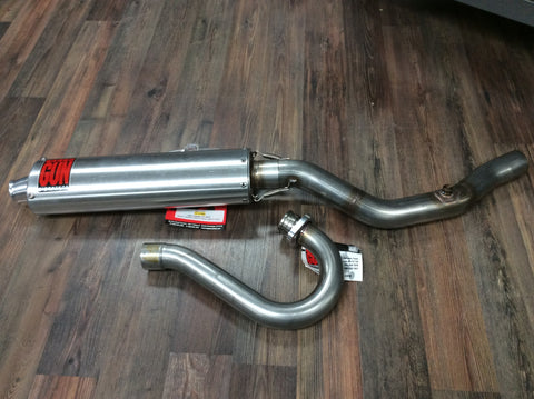 EXHAUST BIG GUN YAMAHA YZ450F 2003 À 2003