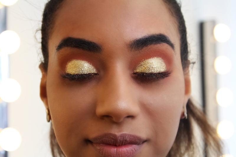 GloH2O Golden Ticket Sparkling Gold Pigment