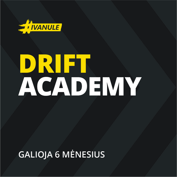 "Coupon ""Drift Academy"" - Duck Story"