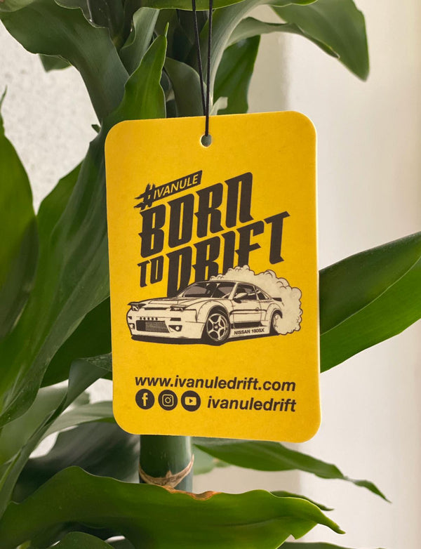 "Air freshener ""Born to Drift"" - Duck Story"