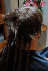 How long hair do you need for dreads?