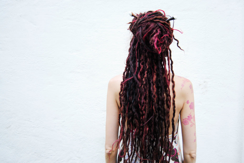 Ann-Maries Dreadlock Journey