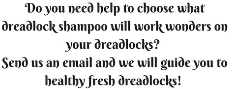Do you need help to choose what dreadlock shampoo is the best one for you?