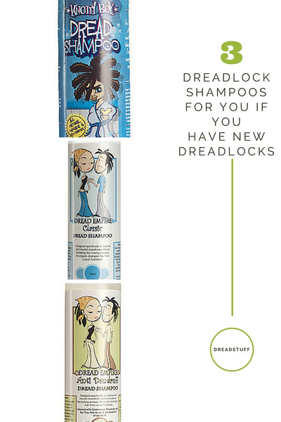 dreadlock shampoo new dreadlocks