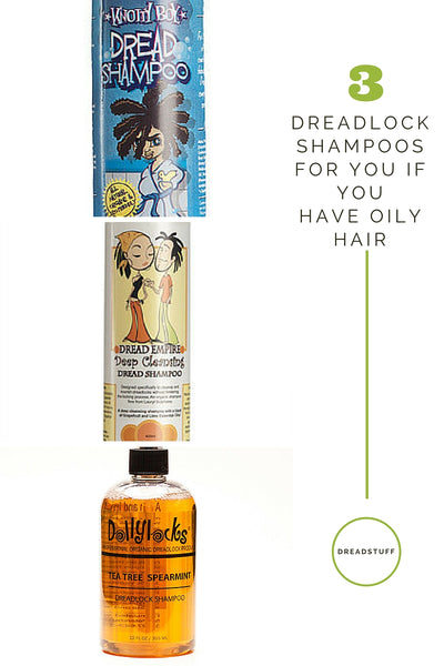 dreadlock shampoo oily hair
