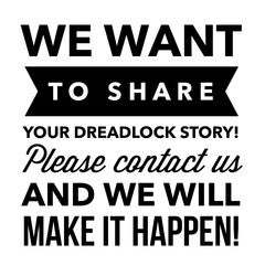Share your dreadlock journey