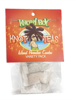 Knotty boy tea