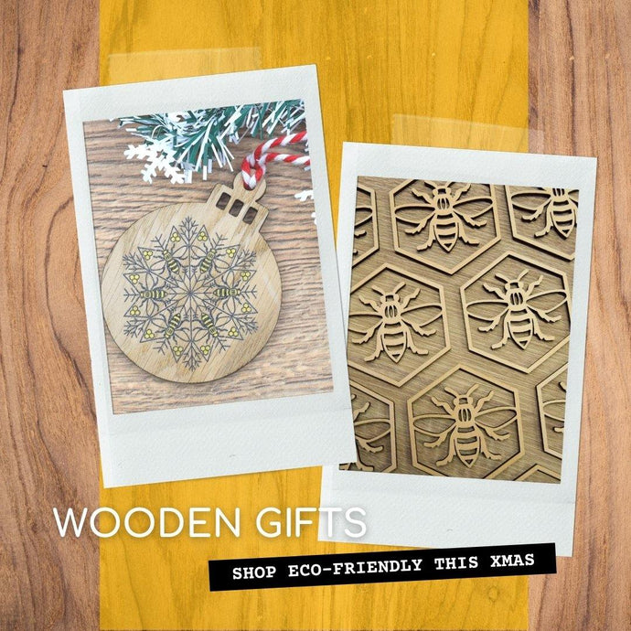 Shop Eco-Friendly with our Wooden Gifts 💚