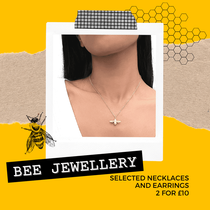 2 for £10 on Manchester Bee Jewellery 🐝