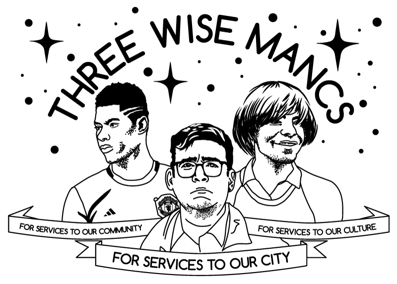 Three Wise Mancs - The Manchester Shop