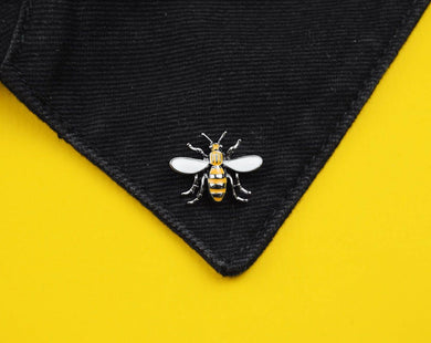 Manchester Bee Pin - The Manchester Shop