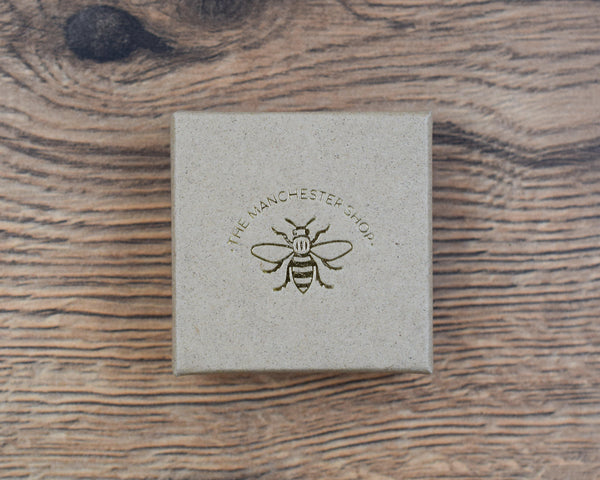 Real Bee Brooch - The Manchester Shop