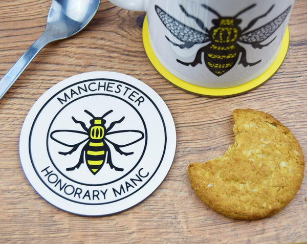 Honorary Manc Coaster - The Manchester Shop