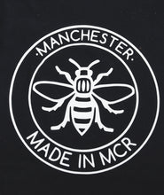 Made In MCR Black Baby Grow