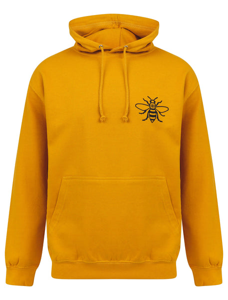 Worker Bee Mustard Hoody
