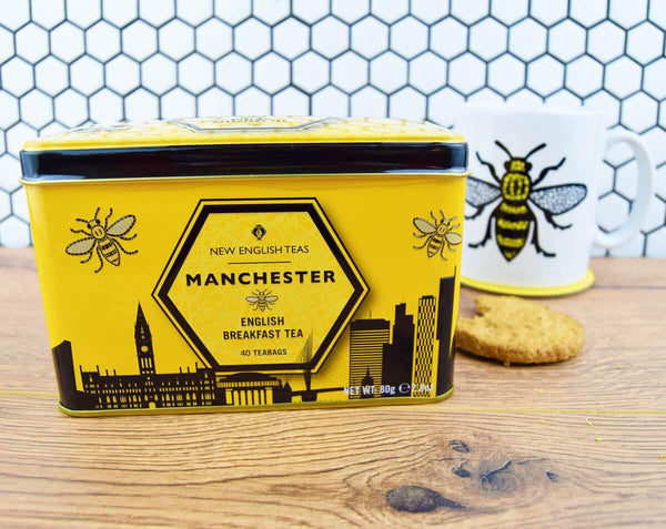 Manchester Tea Bags - The Manchester Shop