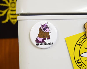 Mancunicorn Magnet - The Manchester Shop