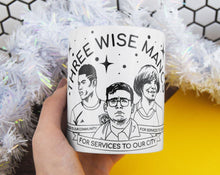 Three Wise Mancs Mug - The Manchester Shop