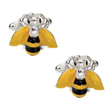 Manchester Bee Cufflinks - The Manchester Shop