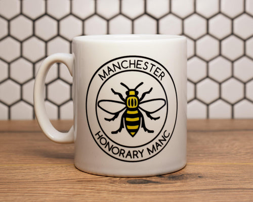 Honorary Manc Mug
