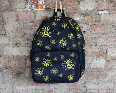Multi Worker Bee Rucksack - The Manchester Shop