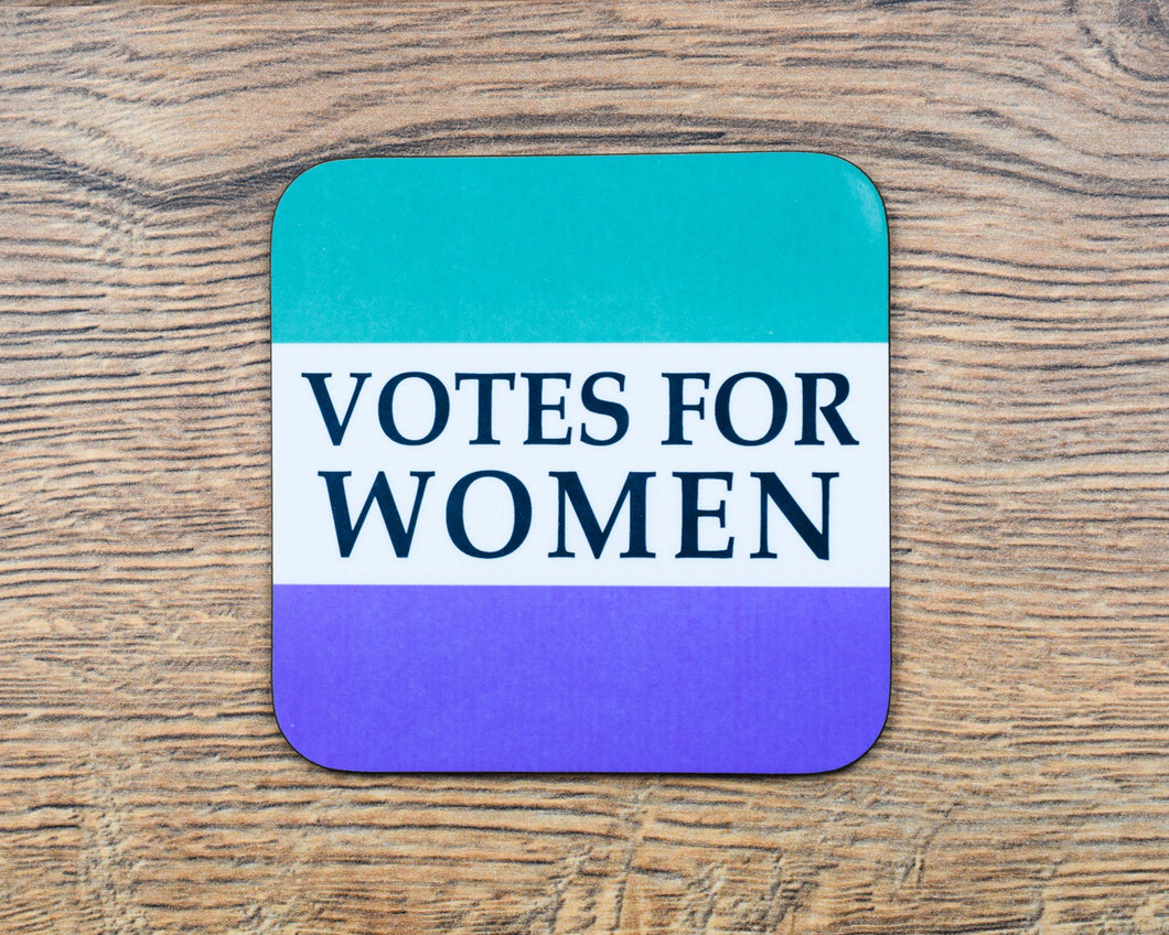 Votes For Women Coaster - The Manchester Shop