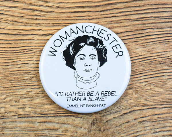 Womanchester Magnet - The Manchester Shop